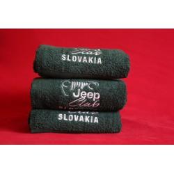 TOWEL JEEP CLUB SLOVAKIA