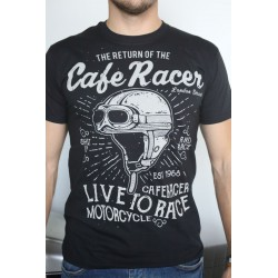 Cafe Racer Black